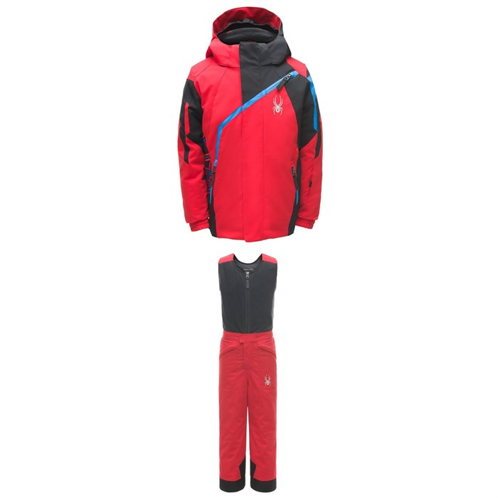 Spyder - Mini Challenger Jacket + Mini Expedition Pants - Little Boys'