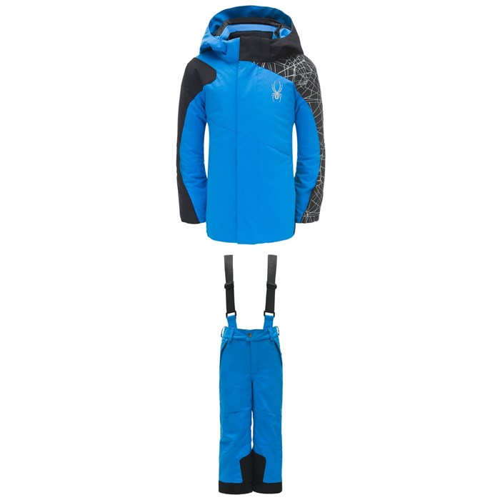 Spyder - Mini Guard Jacket - Little Boys' + Spyder Mini Propulsion Pants - Little Boys'