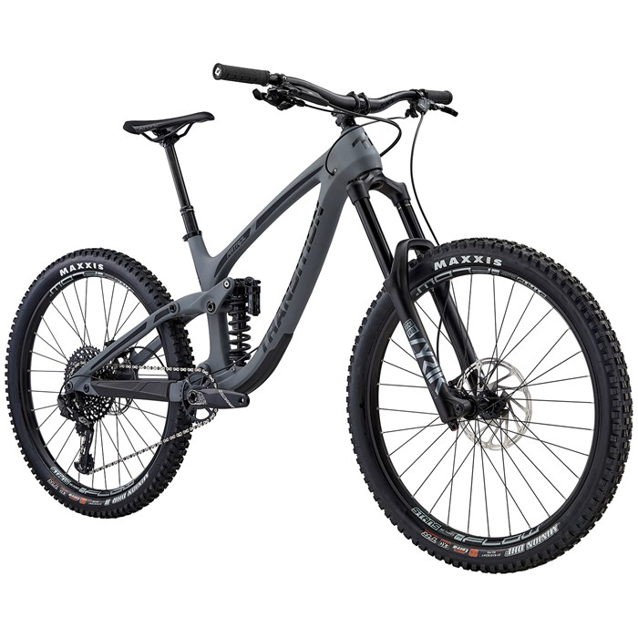 Transition - Patrol Carbon GX Complete Mountain Bike 2020 with a coil shock