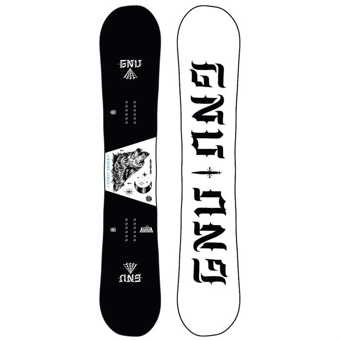 GNU - Riders Choice Asym C2X Snowboard - Blem 2020