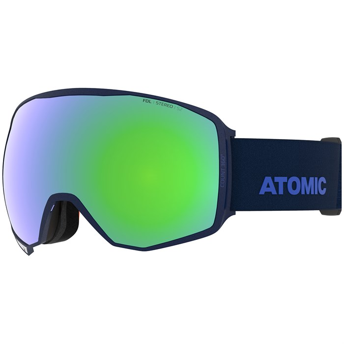 Atomic - Count 360 Stereo Goggles