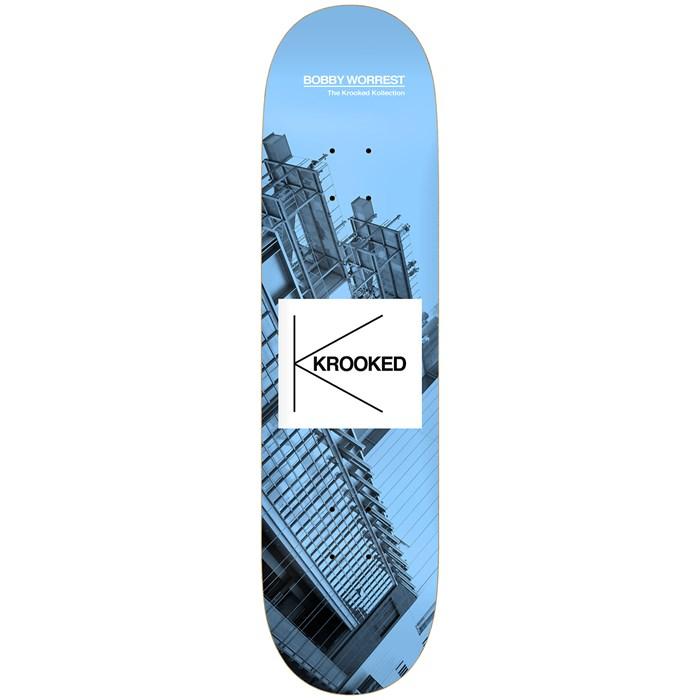 Krooked - Worrest Kollection 8.25 Skateboard Deck