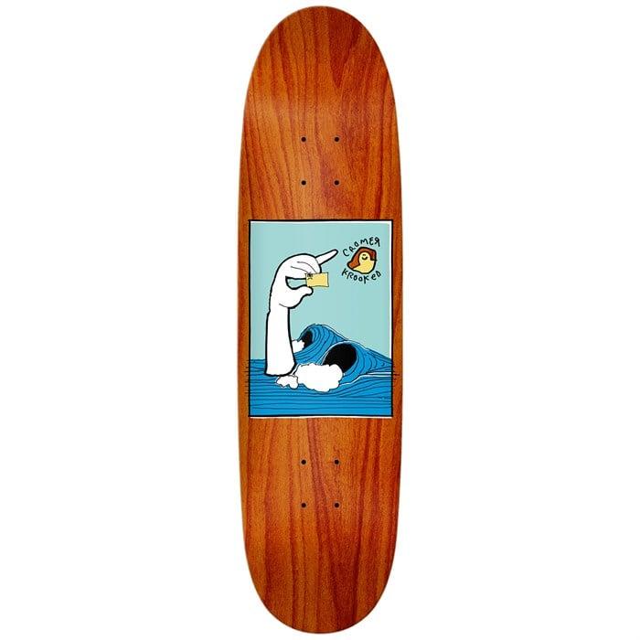 Krooked - Cromer Waving Hand 8.38 Skateboard Deck