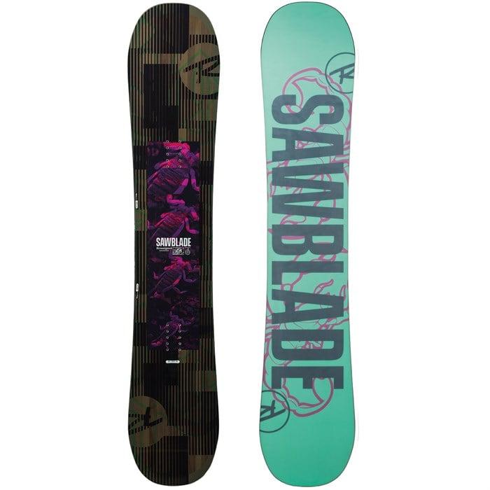 Rossignol - Sawblade Snowboard 2021