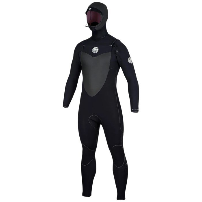 Rip Curl - 5/4 Flashbomb Hooded Wetsuit