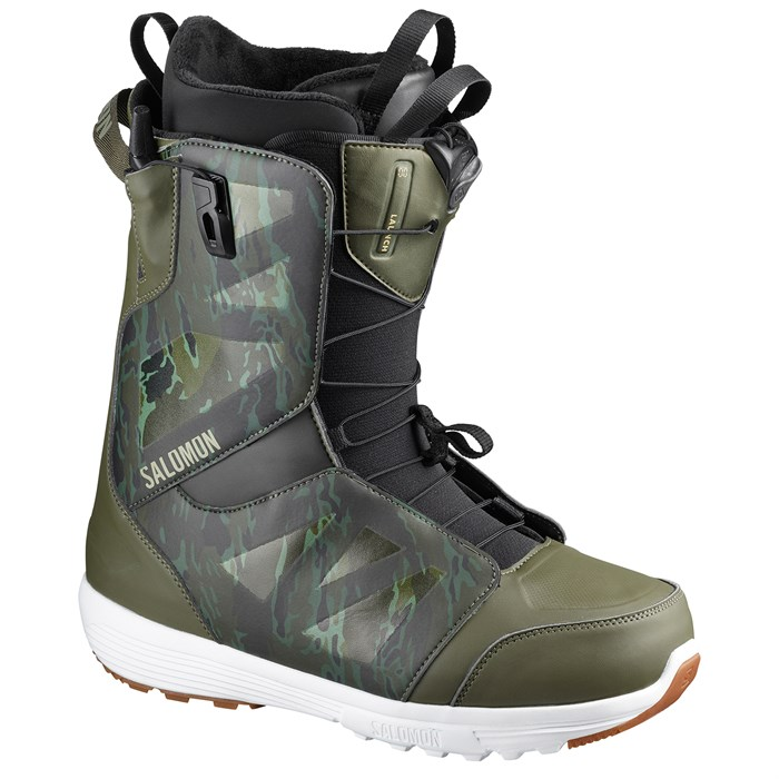 Salomon - Launch Snowboard Boots 2020