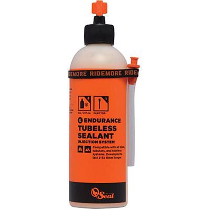 Orange Seal - Endurance with Twist Lock Applicator 8oz Tire Sealant