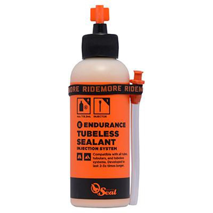 Orange Seal - Endurance with Twist Lock Applicator 4oz Tire Sealant