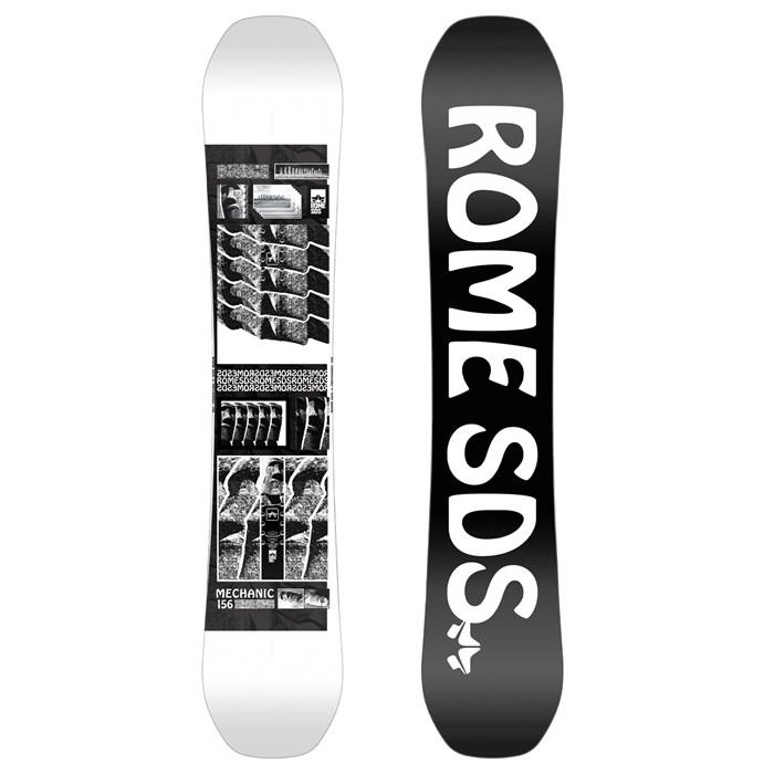 Rome - Mechanic SE Snowboard 2020
