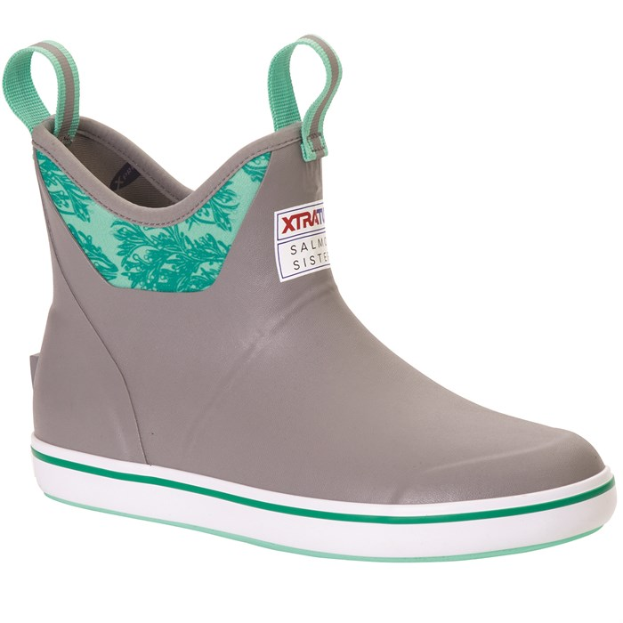 """XTRATUF - 6"""" Salmon Sisters Ankle Deck Boots - Women's"""