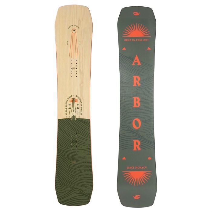 Arbor - Westmark Rocker Snowboard 2021