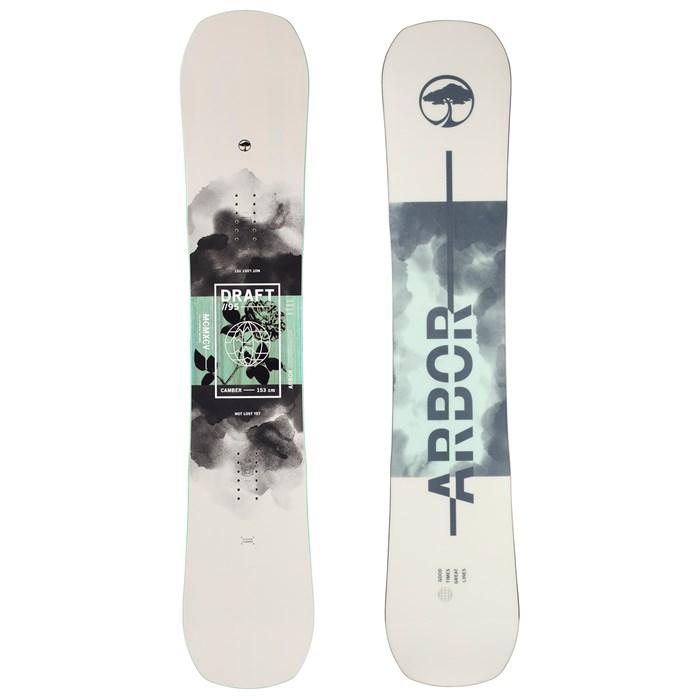 Arbor - Draft Camber Snowboard 2021