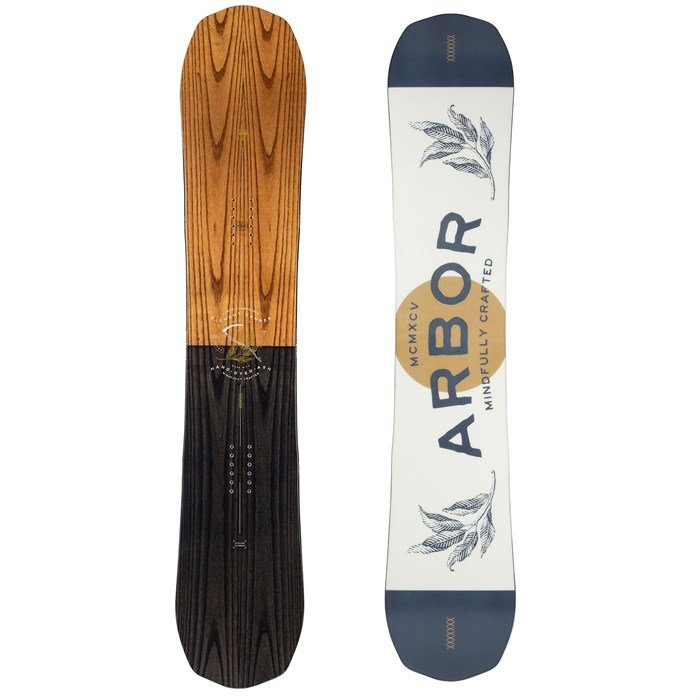 Arbor - Element Rocker Snowboard 2022