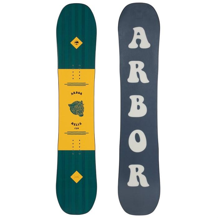 Arbor - Helix Snowboard - Kids' 2021