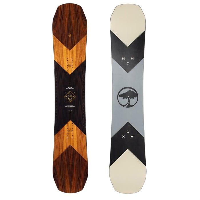 Arbor - Wasteland Rocker Snowboard 2021