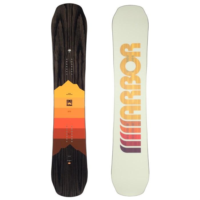 Arbor - Shiloh Rocker Snowboard 2021