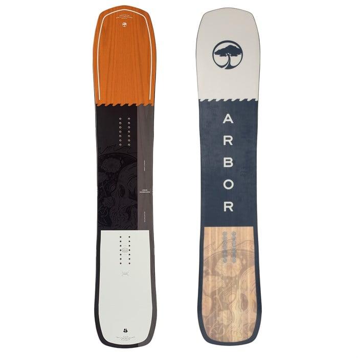 Arbor - Crosscut Rocker Snowboard 2021