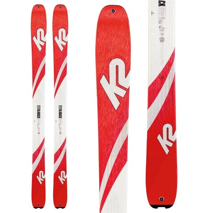K2 - Talkback 96 Skis - Women's 2020
