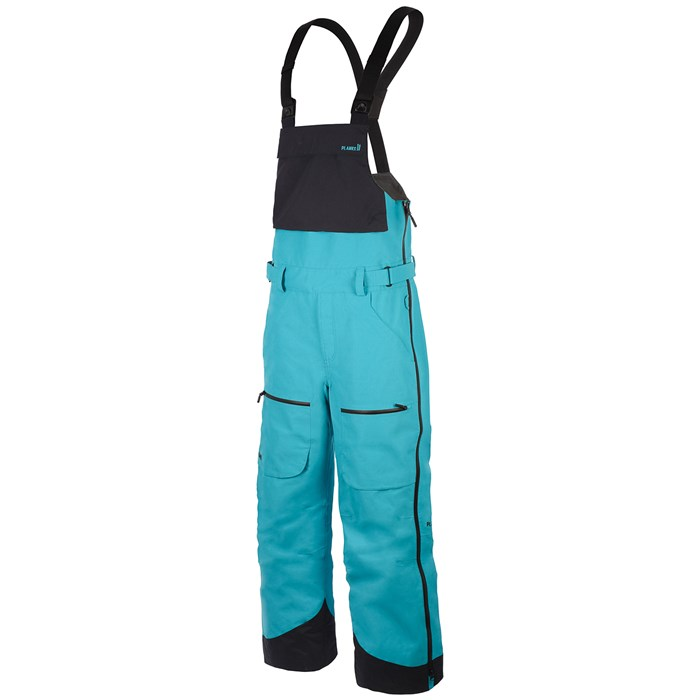 Planks - Clothing Yeti Hunter Shell Bibs