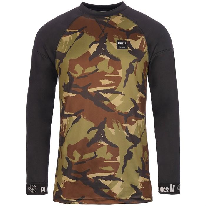 Planks - Clothing Fall-Line Baselayer Top