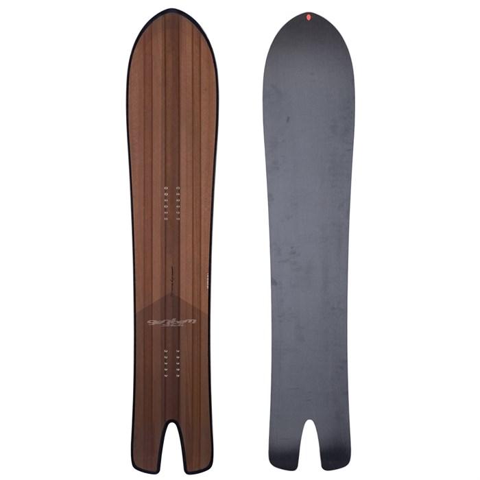 Gentemstick - Spoon Fish 152 Snowboard - Blem 2020