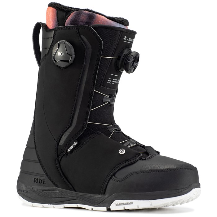 Ride - Lasso Pro Wide Snowboard Boots 2021 - Used