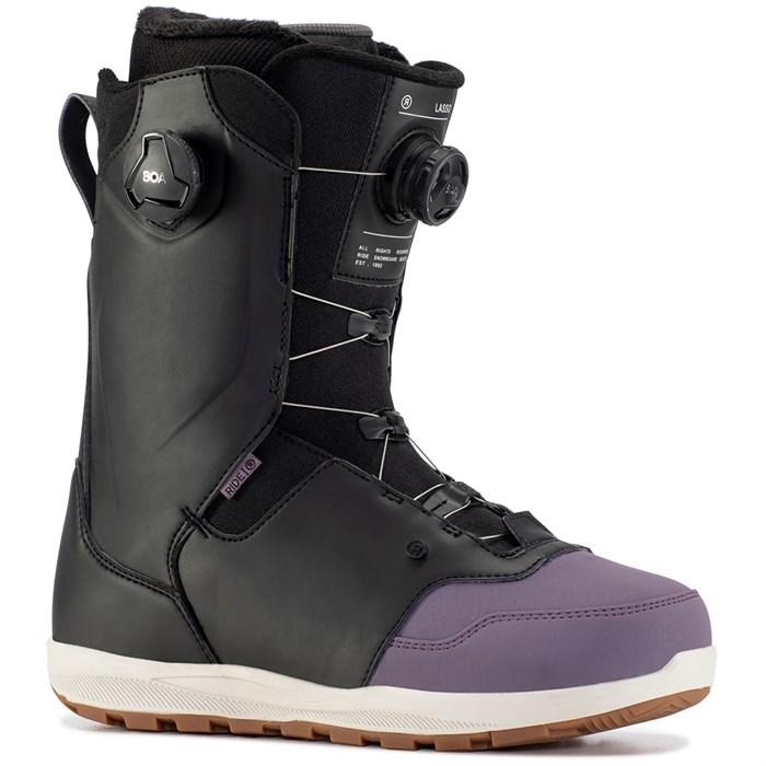 Ride - Lasso Boa Snowboard Boots 2021 - Used