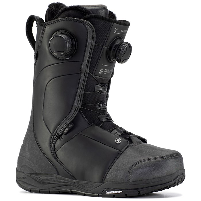 Ride - Cadence Focus Boa Snowboard Boots - Women's 2021