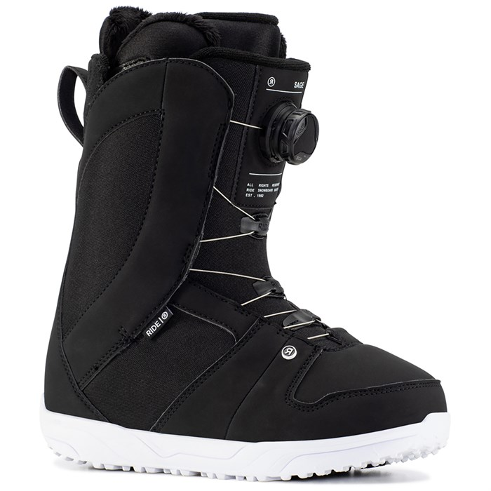 Ride - Sage Snowboard Boots - Women's 2021 - Used