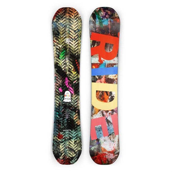 Ride - Machete Snowboard 2021
