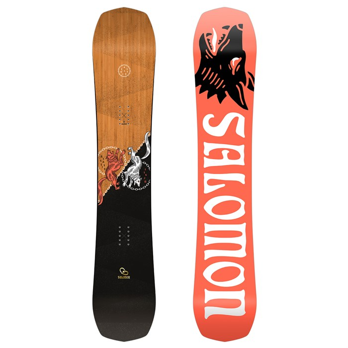 Salomon - Assassin Snowboard 2021