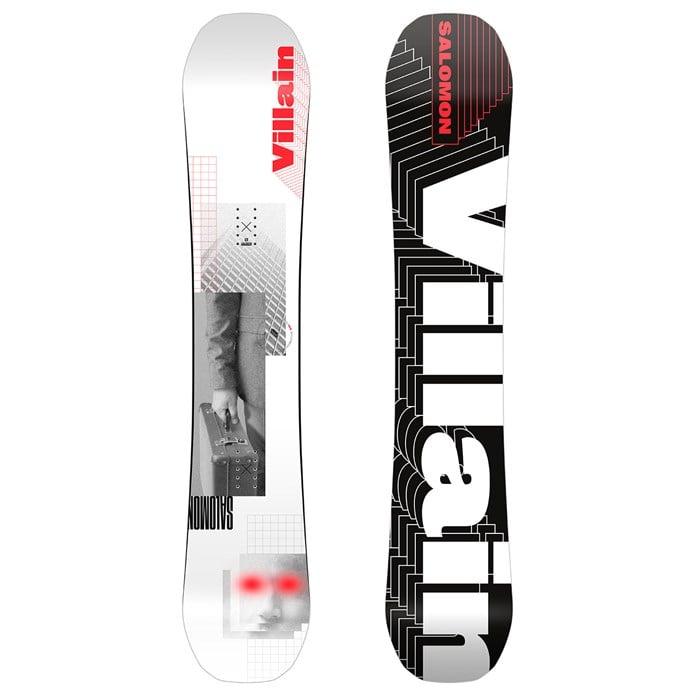 Salomon - The Villain Snowboard 2021
