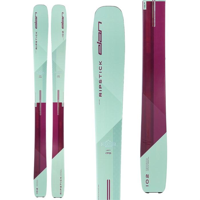 Elan - Ripstick 102 W Skis - Women's 2022