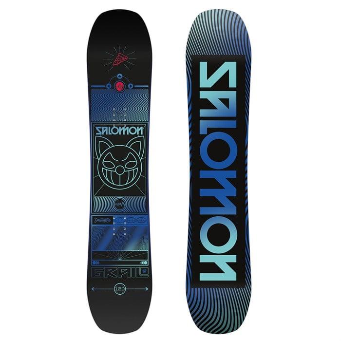 Salomon - Grail Snowboard - Big Kids' 2022