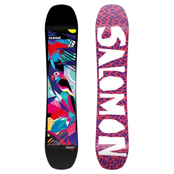 Salomon - Grace Snowboard - Little Kids' 2022