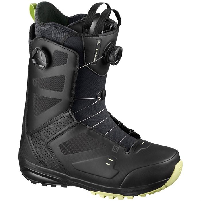 Salomon - Dialogue Focus Boa Wide Snowboard Boots 2021