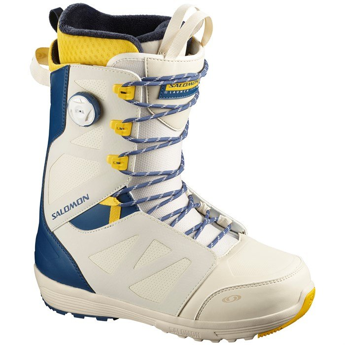 Salomon - Launch Lace Boa SJ Snowboard Boots 2021