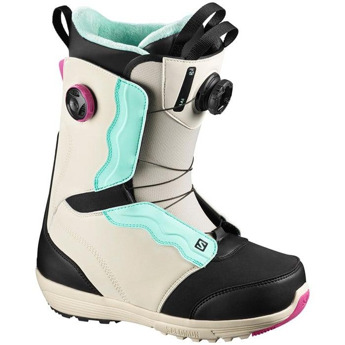 Salomon - Ivy Boa SJ Snowboard Boots - Women's 2021