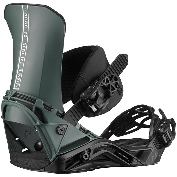 Salomon - District Snowboard Bindings 2021