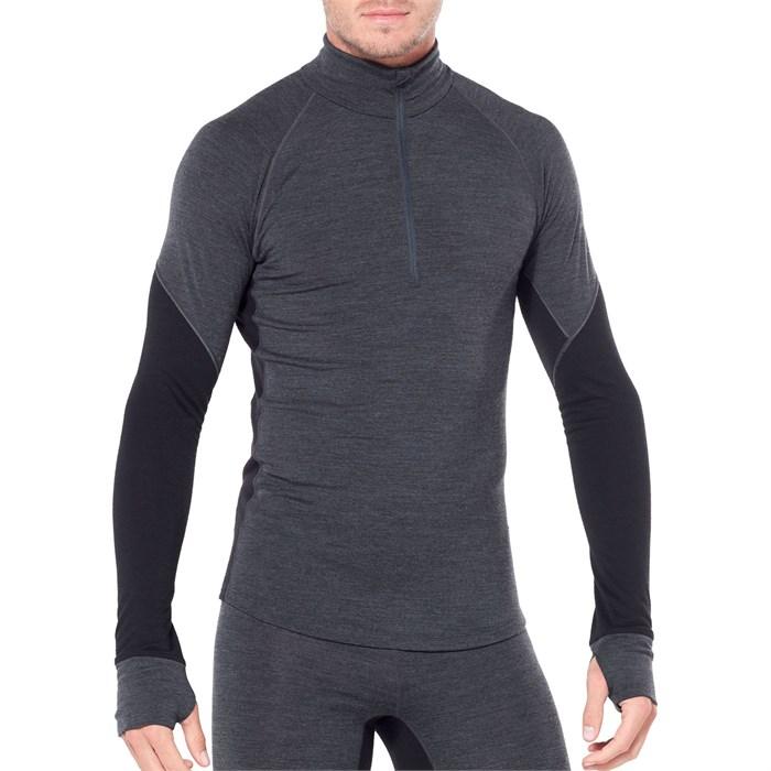 Icebreaker - 260 BodyFitZone™ Long Sleeve Half Zip Top