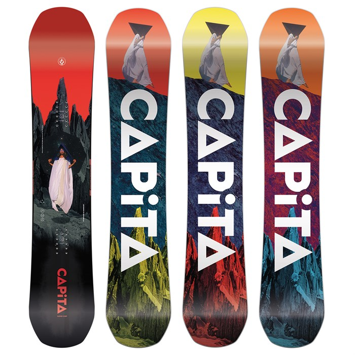 CAPiTA - Defenders of Awesome Snowboard 2021