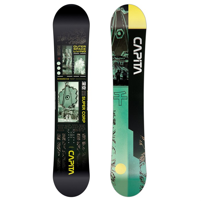 CAPiTA - Outerspace Living Snowboard 2021