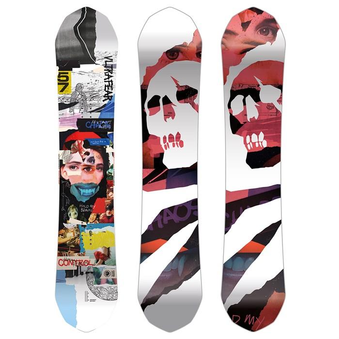 CAPiTA - Ultrafear Snowboard 2021