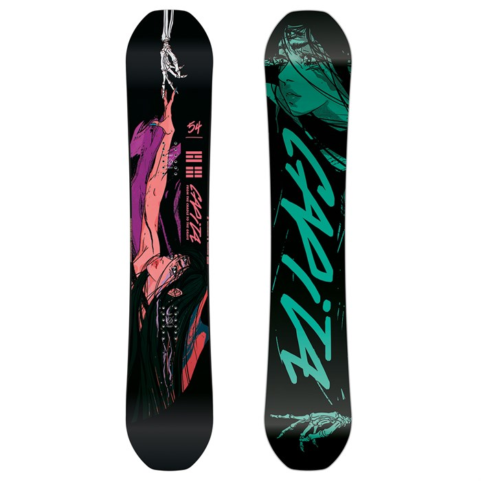 CAPiTA - Indoor Survival Snowboard 2021