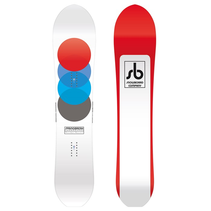 CAPiTA - Spring Break Powder Racer Snowboard 2021