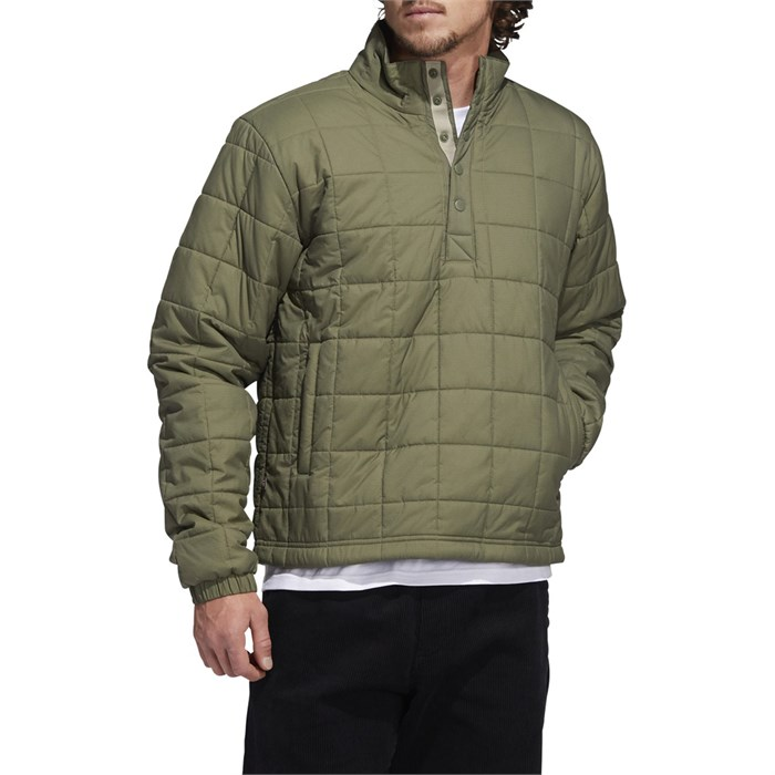 Adidas - Quilted Jacket