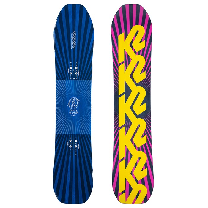 K2 - Party Platter Snowboard 2021
