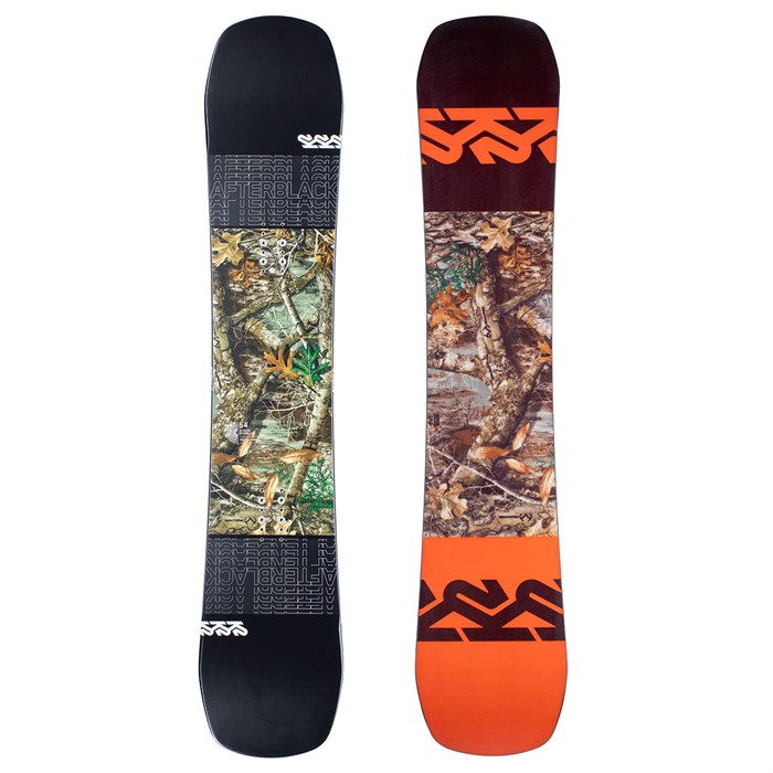 K2 - Afterblack Snowboard 2021