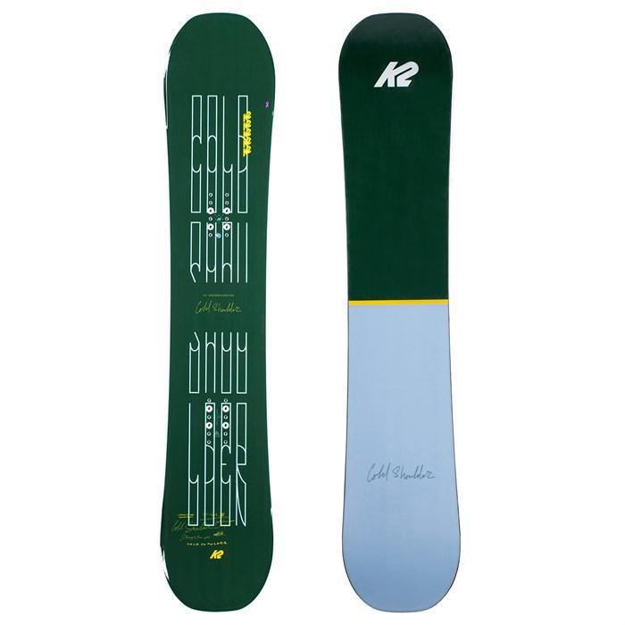 K2 - Cold Shoulder Snowboard - Women's 2021
