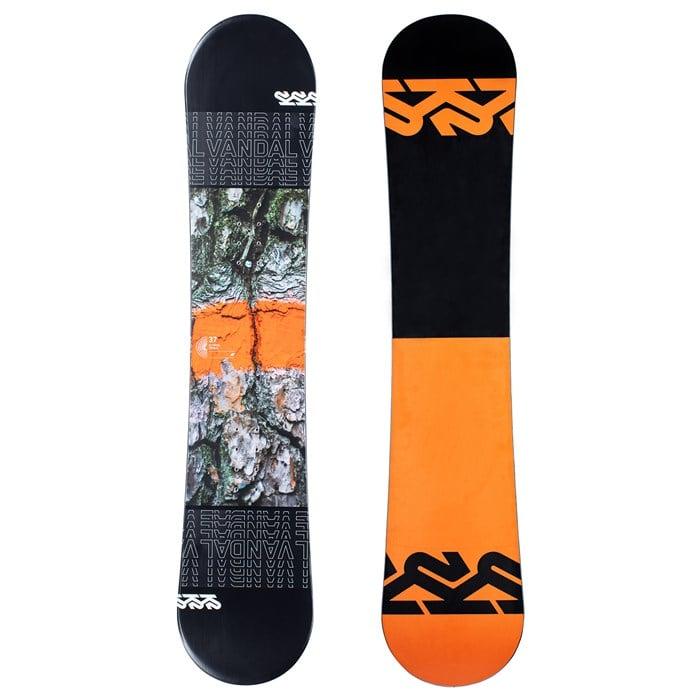 K2 - Vandal Snowboard - Boys' 2021